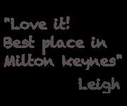 Best place in Milton Keynes